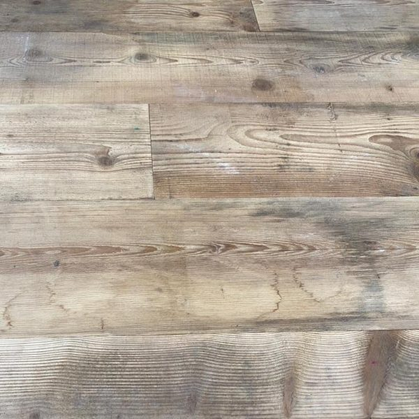 cheese maker pine boards reclaimed by BCA