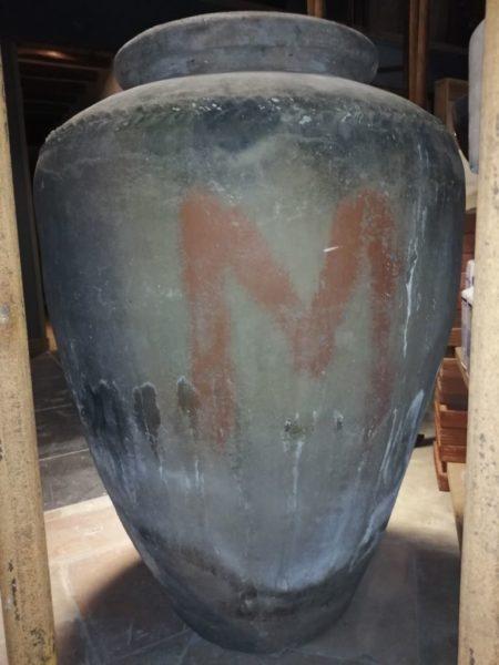 antique terra-cotta jar