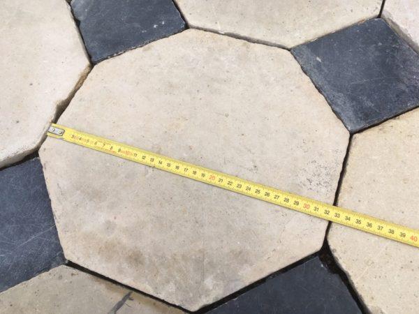 width of the floor