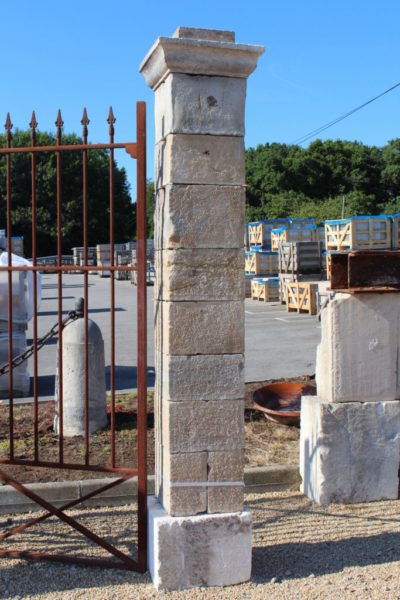 french gateway pillars 2 units available