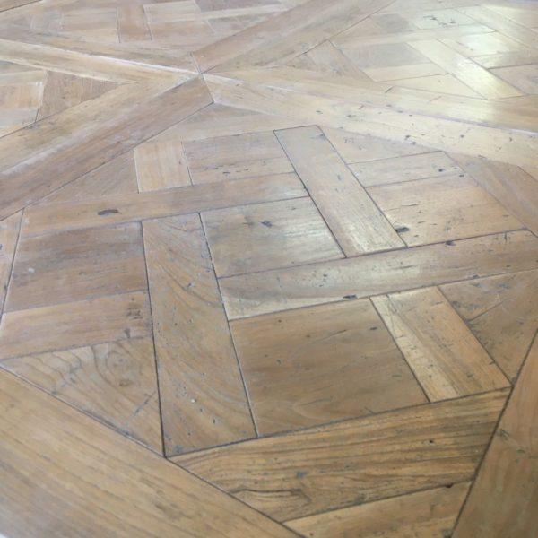 natural finish versailles teck panels
