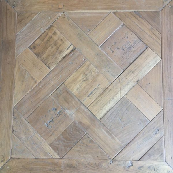 natural flooring in teck panels
