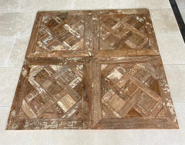 versailles panels in vintage teck