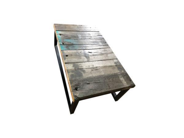 railway sleeper coffee table