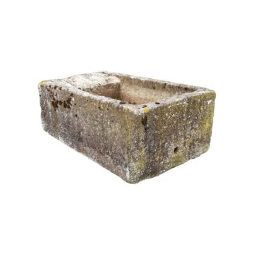 antique stone laundry sink