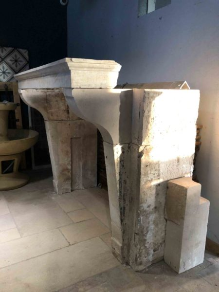 fireplace mantels old