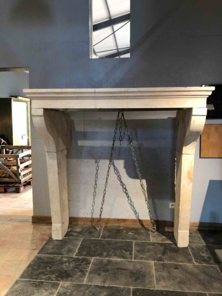 old farmhouse fireplace