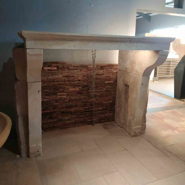 reclaimed fireplace farmhouse