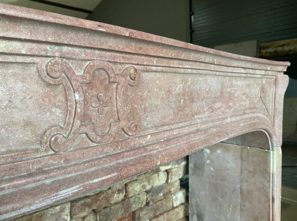 French fireplace salvaged