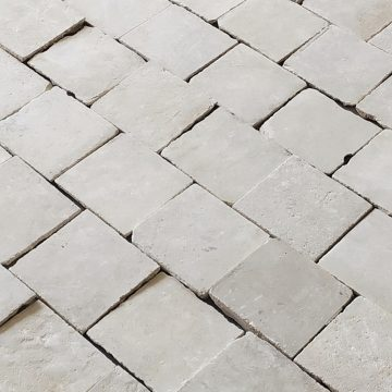 Antique reclaimed caen limestone