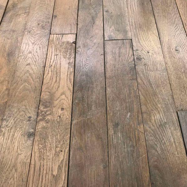 antique haussmannian parquet flooring