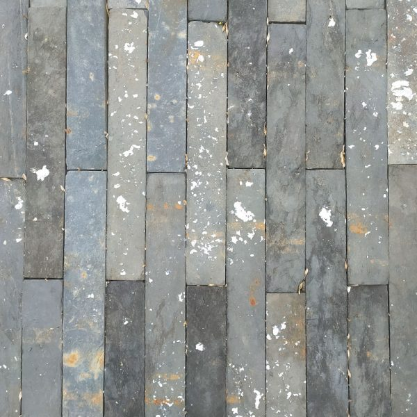 Antique reclaimed french slate