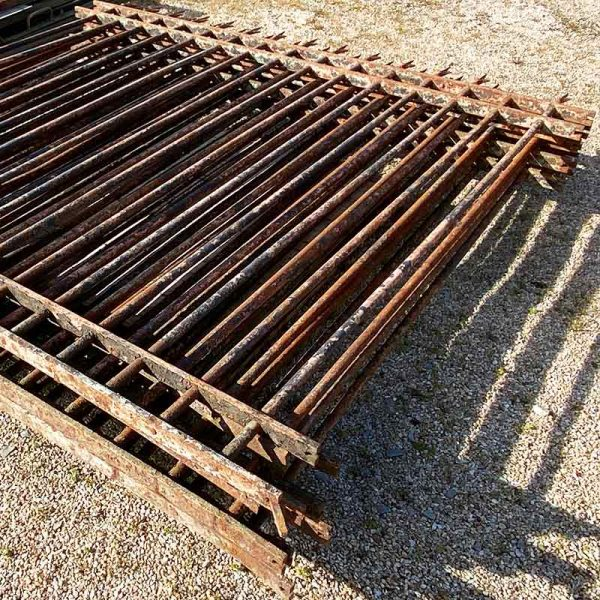 antique and reclaimed railings