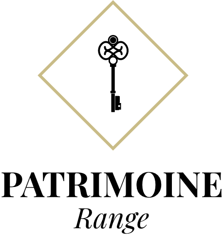 Logotype patrimoine range