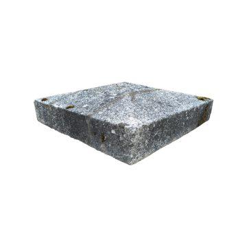 pair of square pillar capping