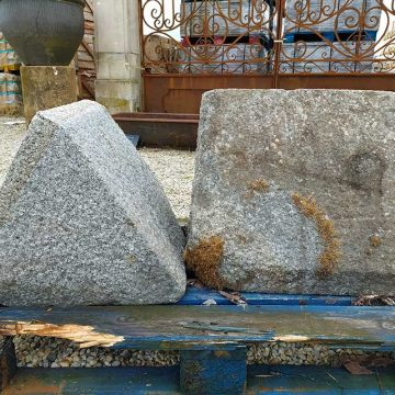 pillar capping in triangular